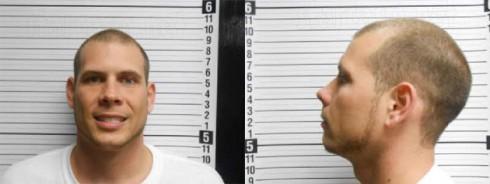 Gary Head mug shot photos from 2013 DUI convictions