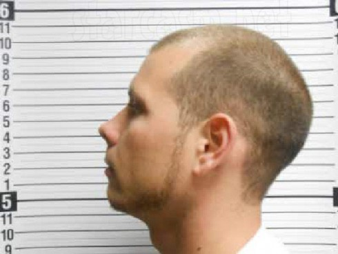 Jenelle Evans ex Gary Head mugshot for 2013 DUI convictions profile