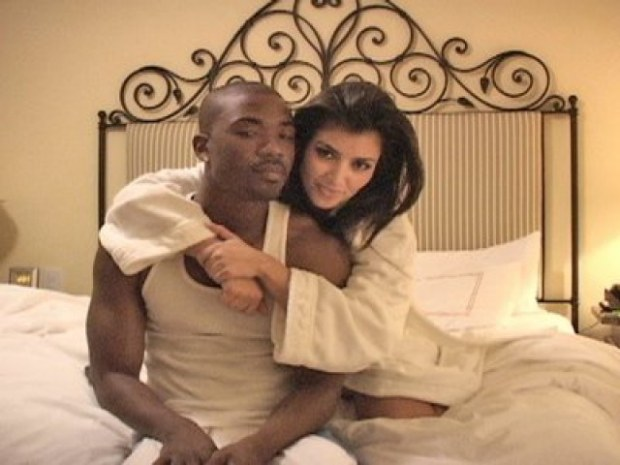 Ray j and kim kardashians sex tape images 99