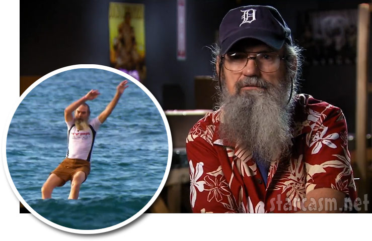 Duck Dynasty finale Hawaii Uncle Si surfing