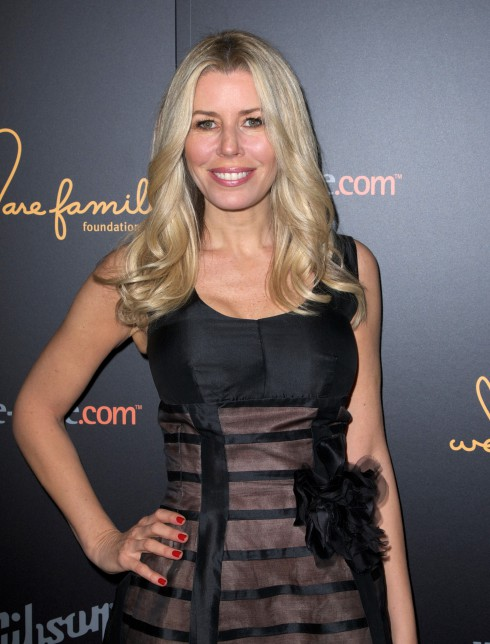 Aviva Drescher attends The 2013 We Are Family Honors Gala at Manhattan Center Grand Ballroom in New York City, United States.