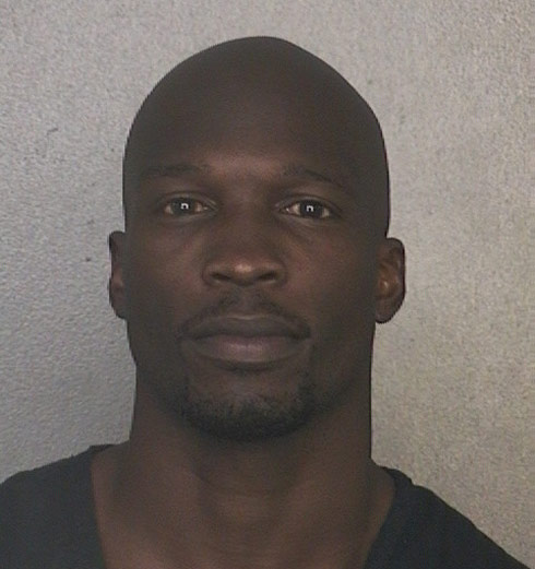 Ochocinco 5.20.13 mug shot