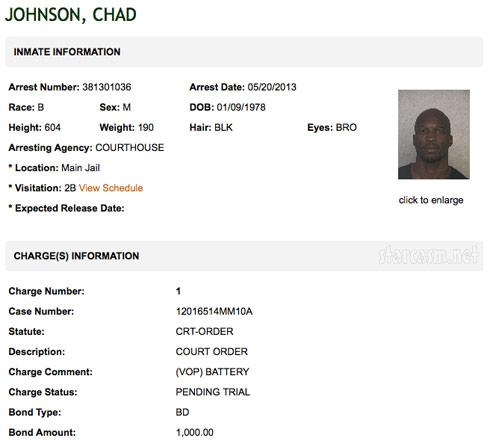 Chad-Johnson-Booking-info-5.20.13