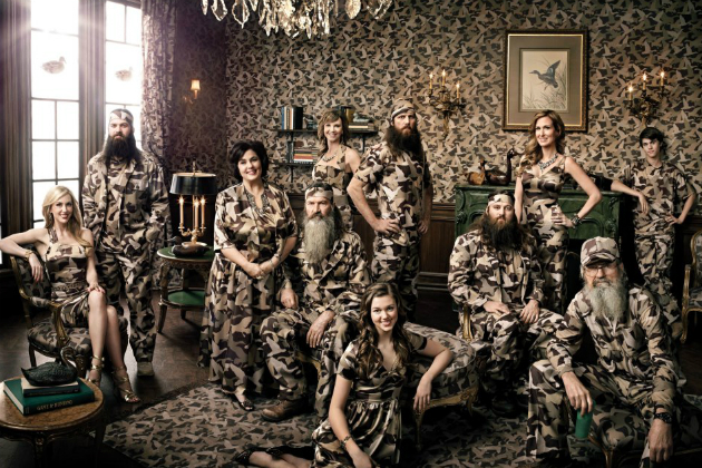 What is the Robertson family of Duck Dynasty's net worth?