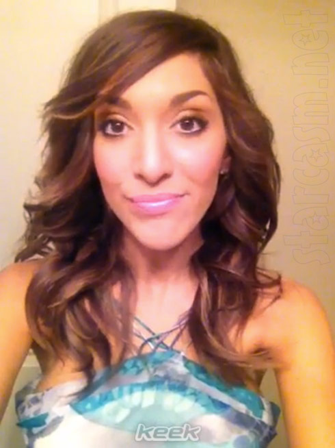 Farrah Abraham explains why she made a sex tape in Keek video