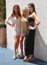 Heather McDonald Tamra Barney Heather Dubrow at Tamra's Las Vegas bachelorette party