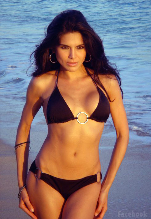 Miss Puerto Rico Joyce Giraud bikini photo Real Housewives of Beverly Hills