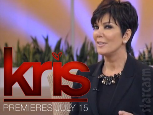 Kris Jenner Talk Show photo Fox