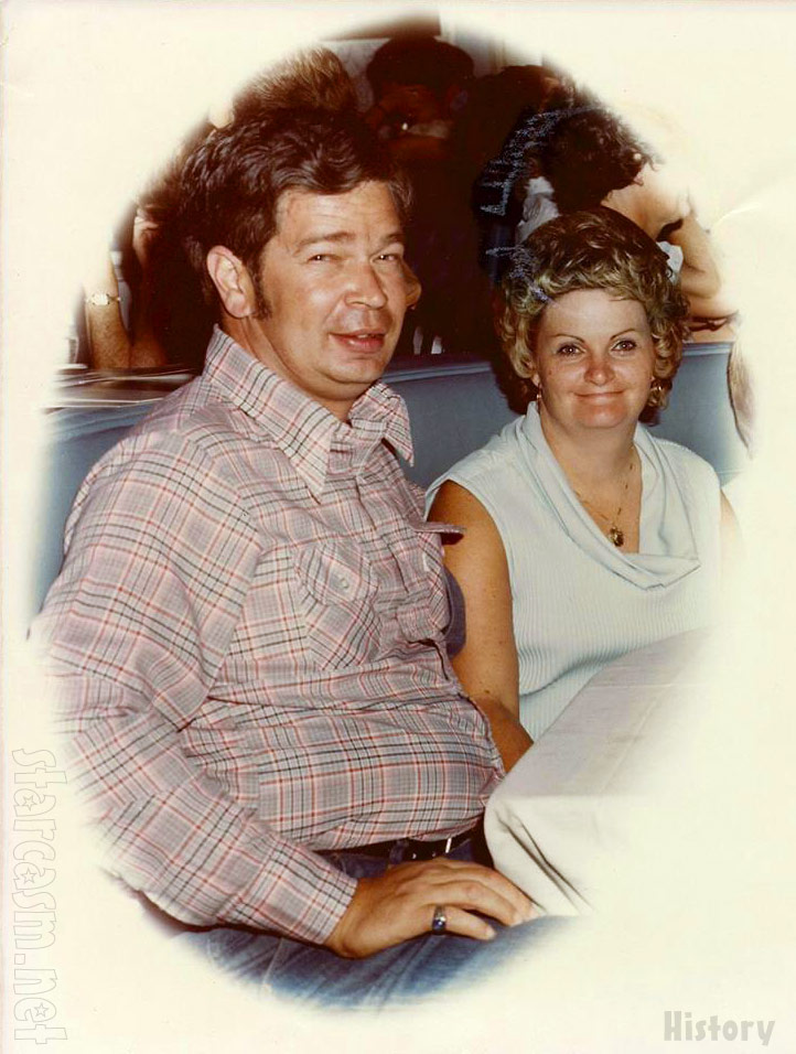 Pawn Stars' Old Man Richard Harrison old photo with his wife (I think)