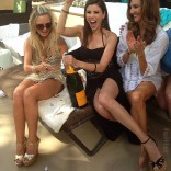 Tamra Barney Heather Dubrow Heather McDonald in Las Vegas