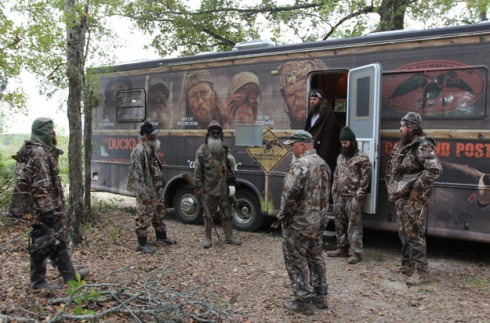 The Duck Dynasty RV