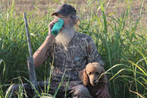 Uncle Si's tea cup