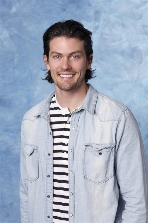 The Bachelorette contestant Brooks Forester from Desiree Hartsock's season