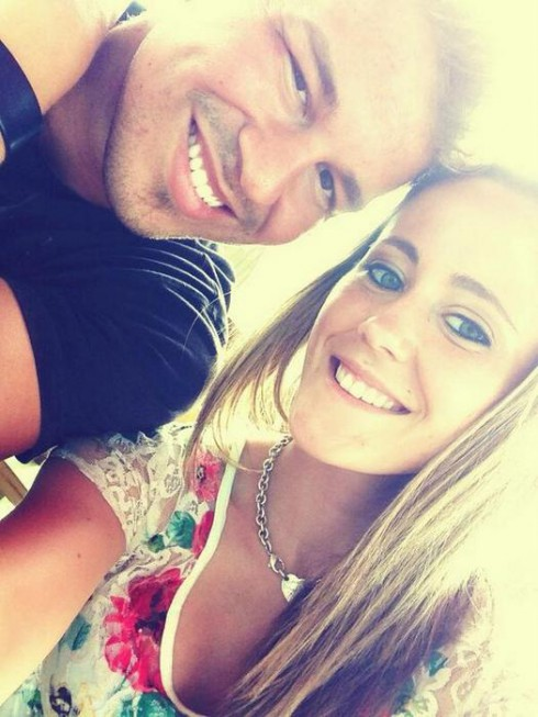 Nathan Griffith boyfriend of Teen Mom 2's Jenelle Evans