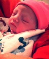 Danielle Cunningham's daughter Jayleigh Rae Cunningham
