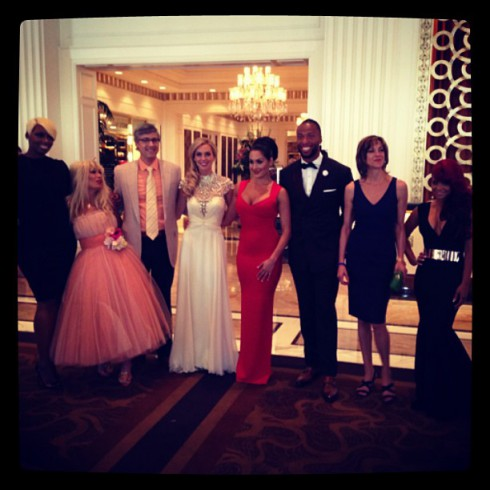 2013 Miss USA judges instagram