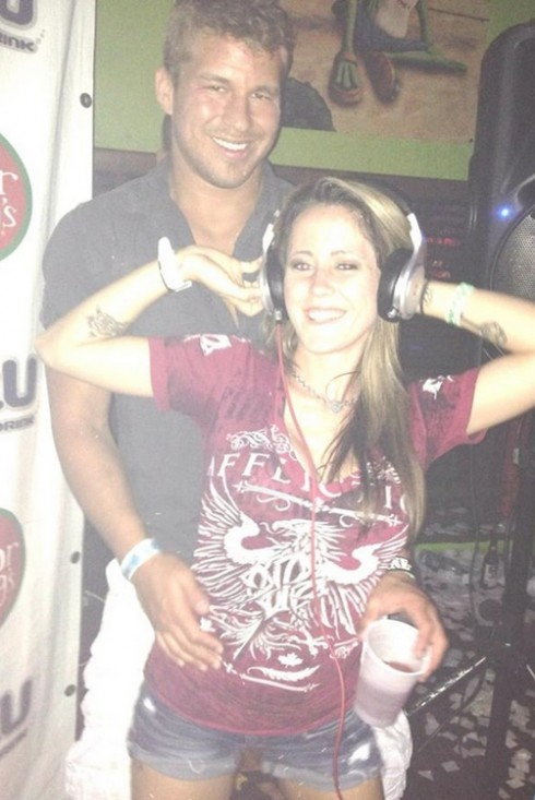 Nathan Griffith and Teen Mom 2's Jenelle Evans