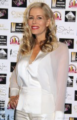 Aviva Drescher at Sonja Morgan's Great Gatsby burlesque event