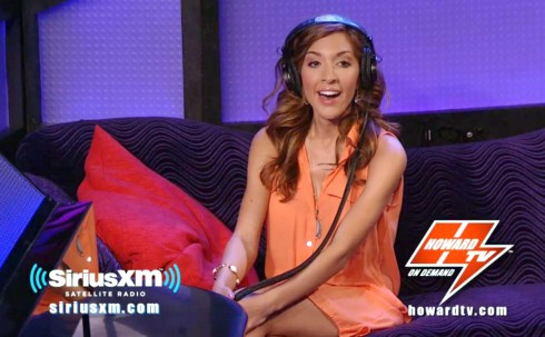 Teen Mom Farrah Abraham on The Howard Stern Show interview