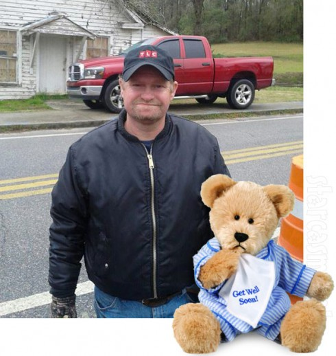 Honey Boo Boo's dad Sugar Bear get well soon!