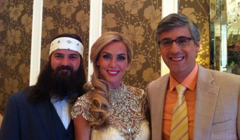 Duck Dynasty Jep Robertson Jessica Robertson Mo Rocca Miss USA 2013