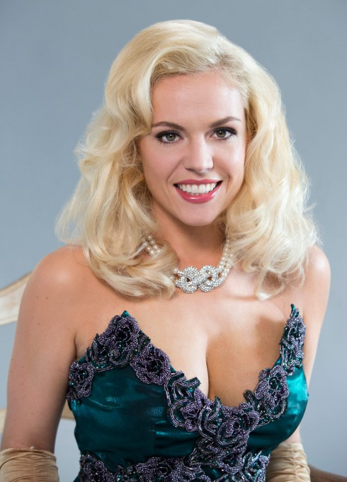 Lifetime Movie Anna Nicole Smith actress Agnes Bruckner
