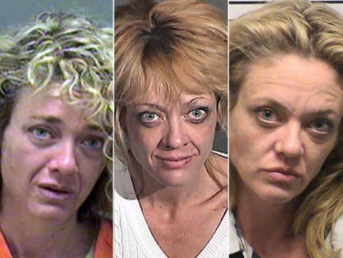 Lisa Robin Kelly Arrested