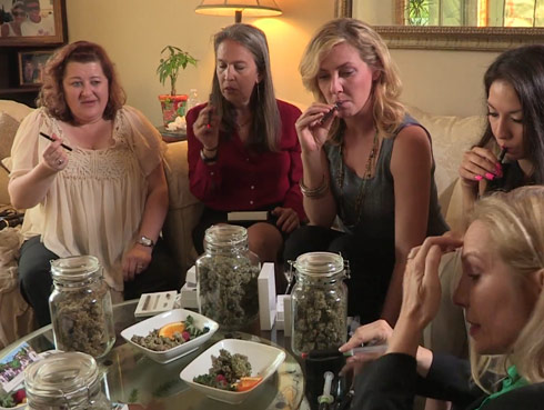 Marijuana-Moms