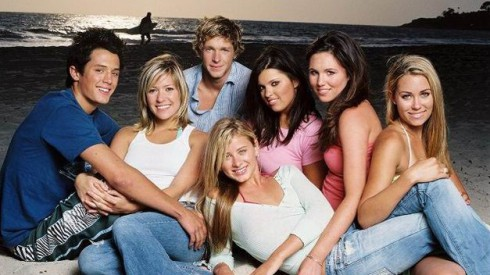 The cast of Laguna Beach season 1