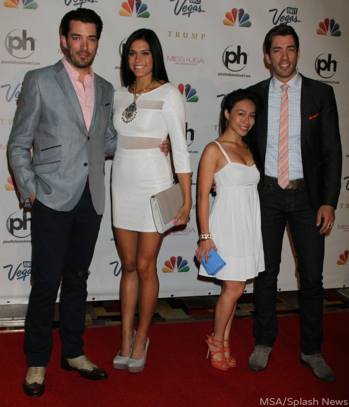Jonathan Silver Scott Dating Who is drew scott's girlfriend