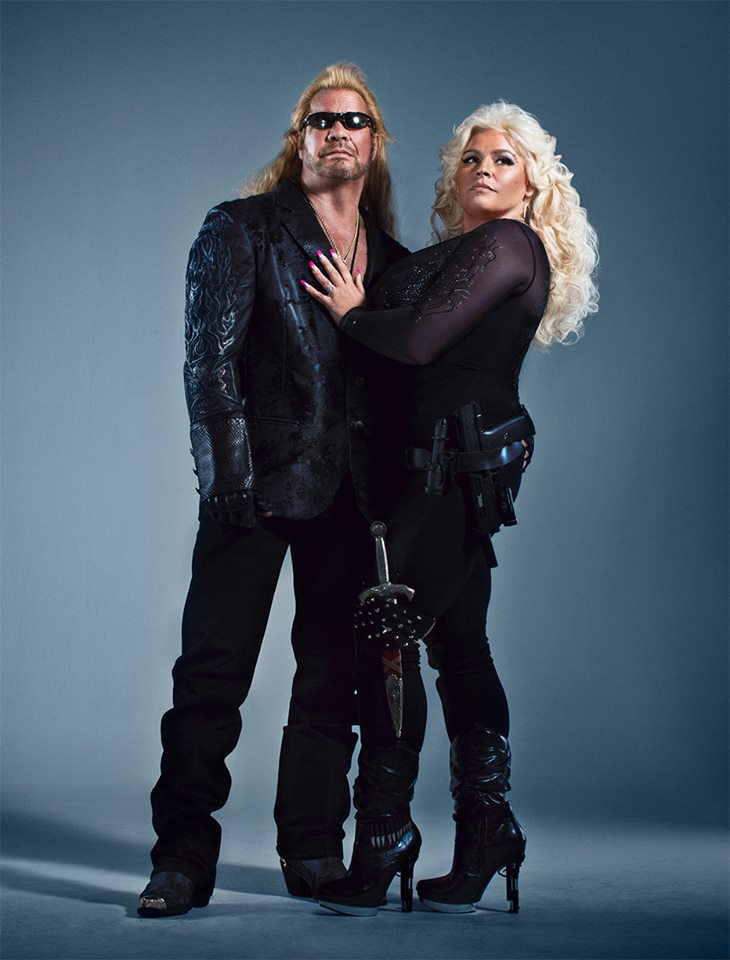 Beth Chapman Bounty Hunter Dog