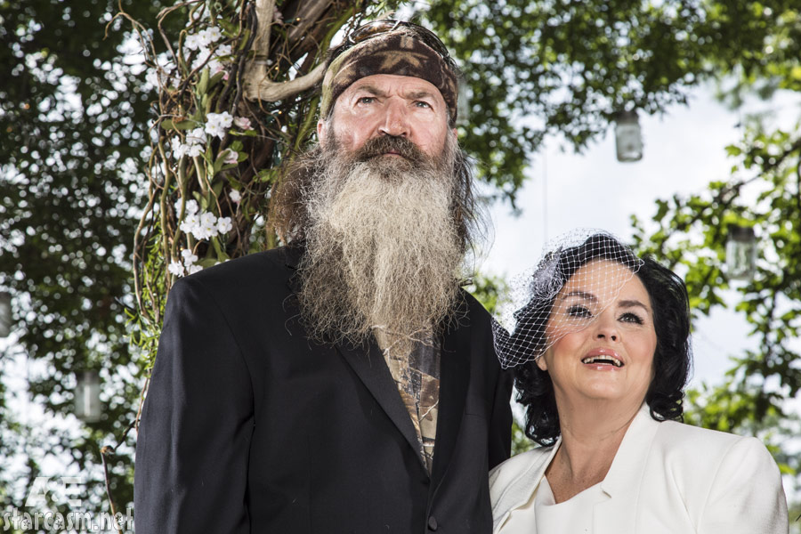 Duck Dynasty Miss Kay and Phil