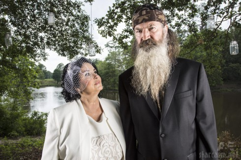 Duck Dynasty Phil Robertson Miss Kay 3