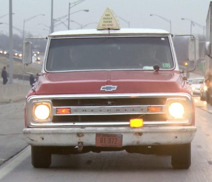 Street Outlaws Farm Truck