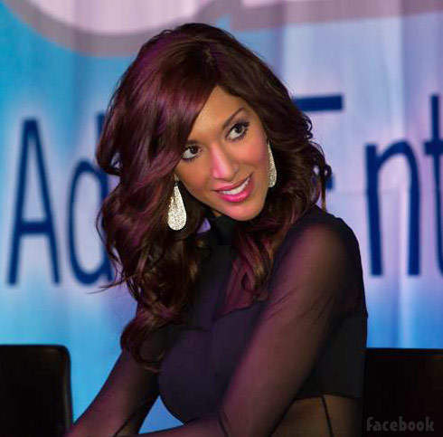 Exxxotica Chicago porn star panel discussion with Teen Mom Farrah Abraham