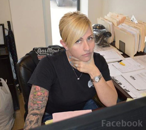 Who is Christie Brimberry, office manager from Fast N' Loud?