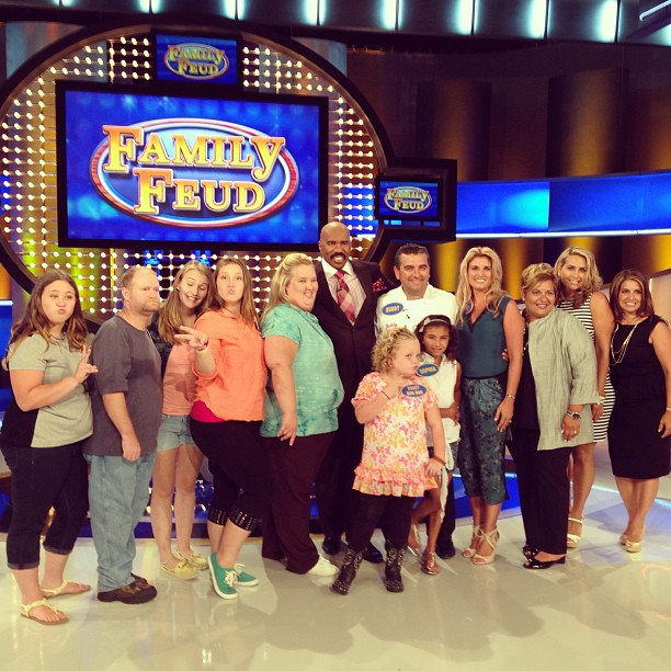 Cake Boss Family Feud