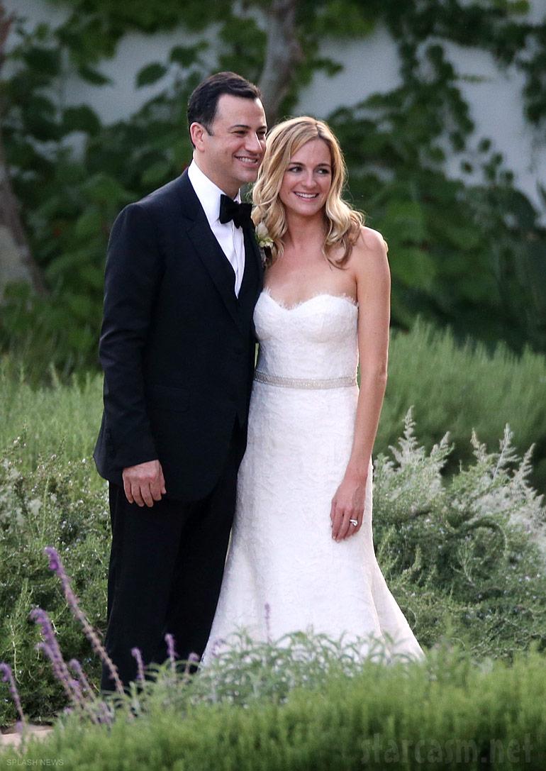 molly mcnearney and jimmy kimmel wedding photos