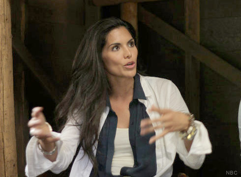 Who plays Carolina on Siberia? Former Miss Puerto Rico Joyce Giraud