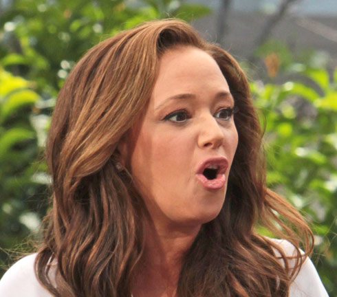 Actress leah remini has opened up about her recent publicized split