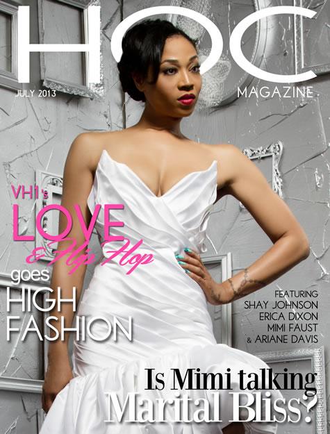 Mimi Faust HOC magazine cover