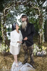 Duck Dynasty Season 4 Phil Robertson Miss Kay wedding vow renewal ceremony