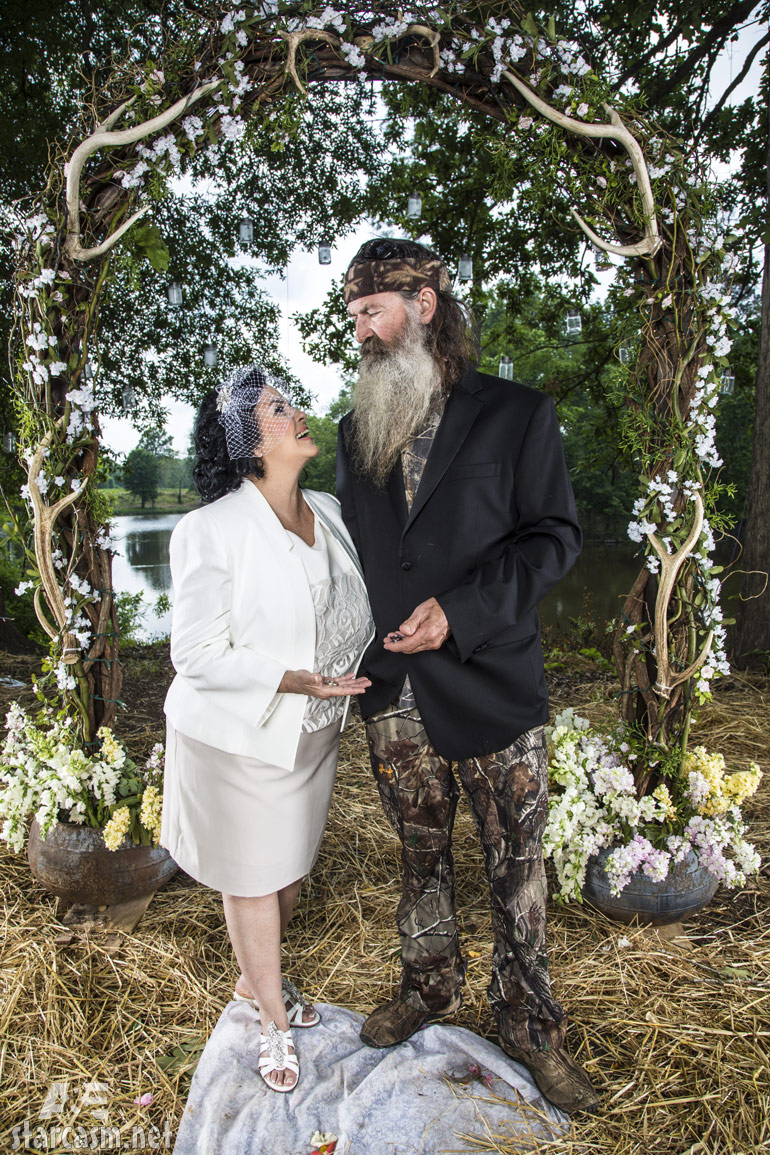Duck Dynasty Miss Kay Wedding