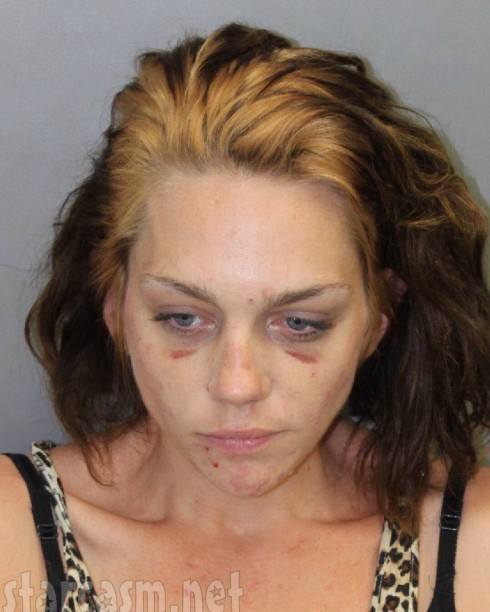 America's Next Top Model Renee Alway Arrested