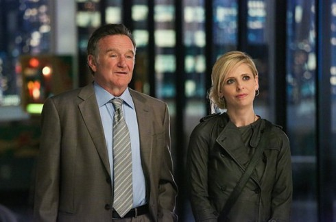 CBS Fall 2013 Preview The Crazy Ones