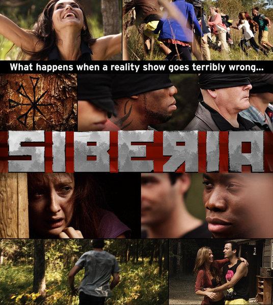 Joyce Giraud starring in scripted reality show 'Siberia' on NBC