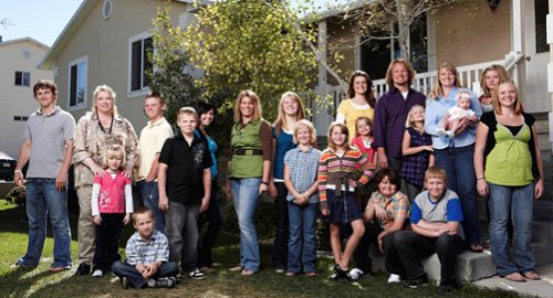 Sister Wives Family