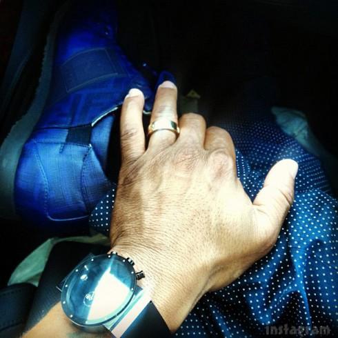 Love & Hip Hop Atlanta Stevie J wedding ring