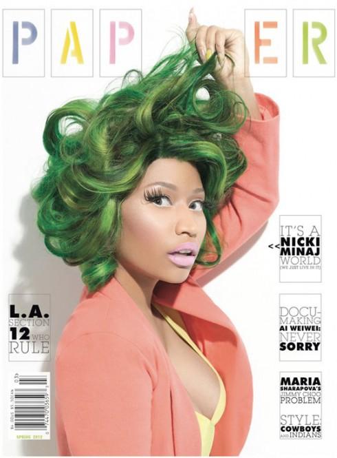Mickey Boardman on Nicki Minaj