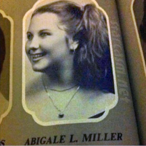 Dance Moms Abby Lee Miller as a young woman